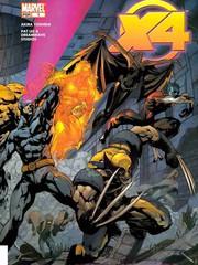 X戰警:神奇四俠