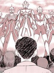 梅比斯超人力霸王&奧特兄弟、然後、我們