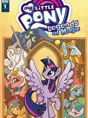 彩虹小馬:魔法傳奇