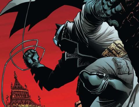 名偵探蝙蝠俠
